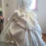 17号~20号サイズのウェディングドレス!