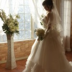 素敵な花嫁様